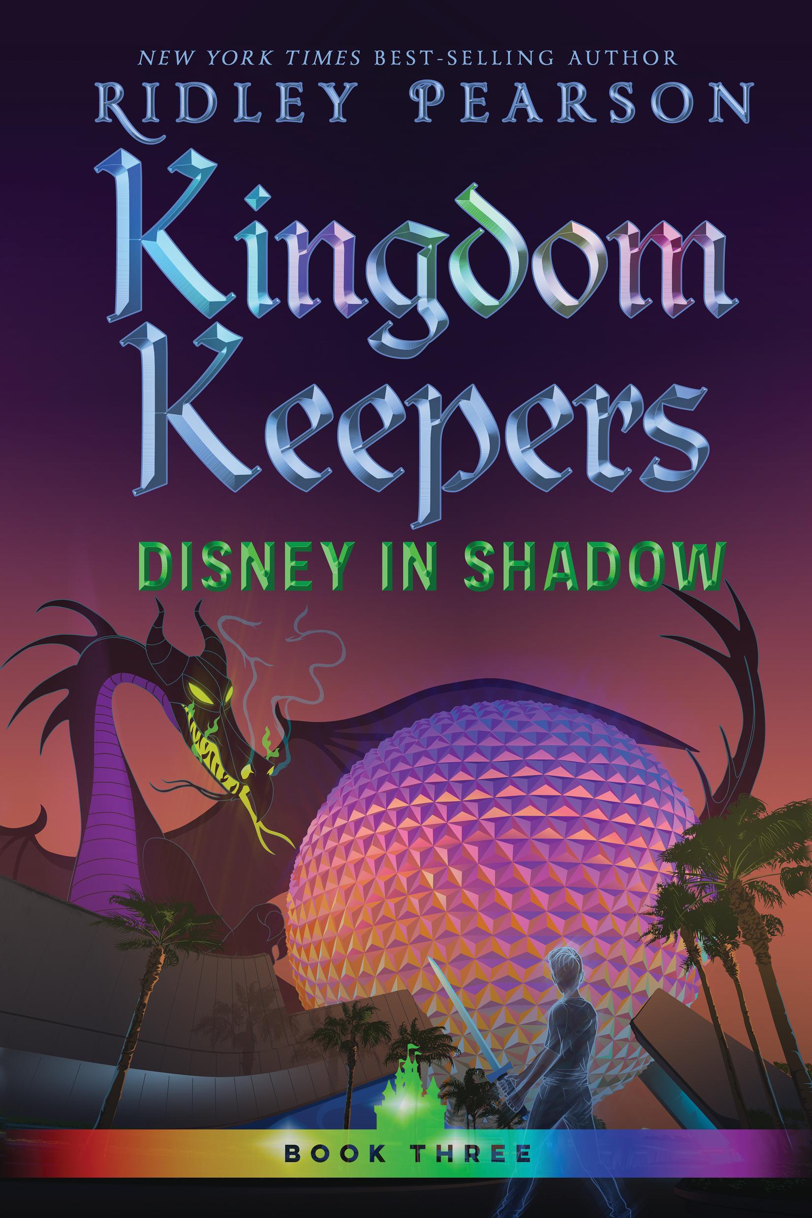 Kingdom Keepers III (Volume 3) Disney in Shadow