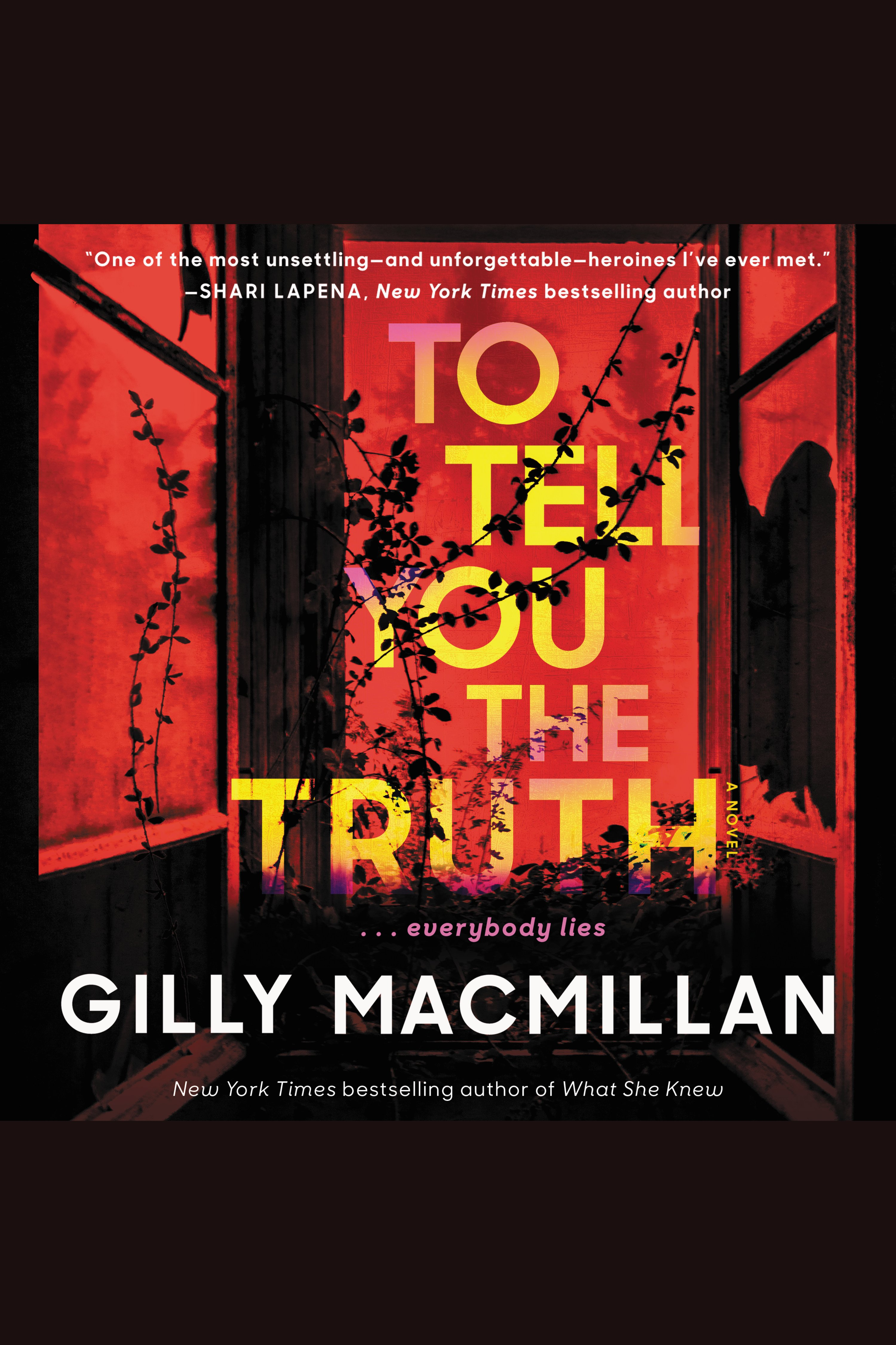 Cover Image of To Tell You the Truth
