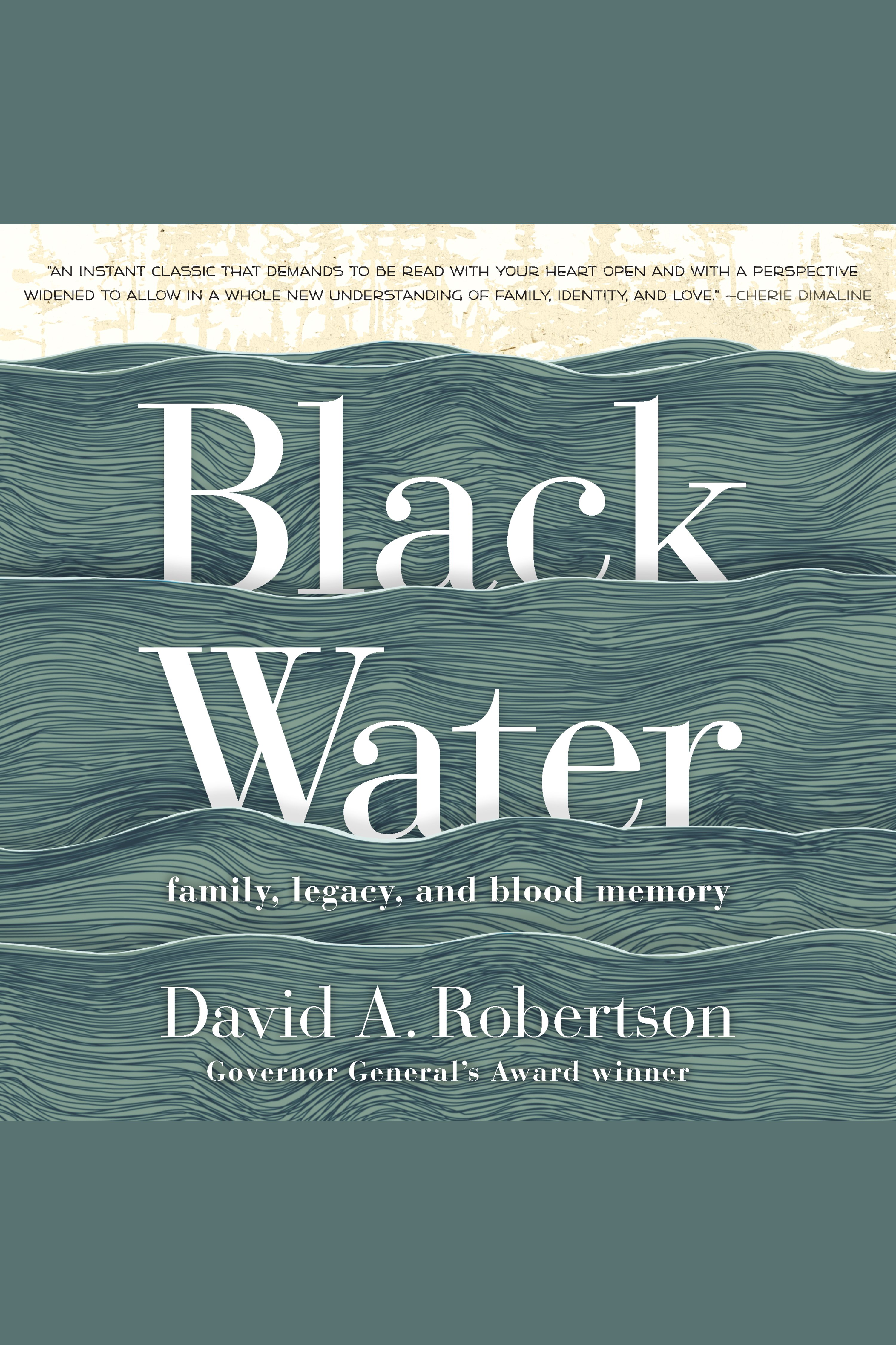 Cover Image of Black Water