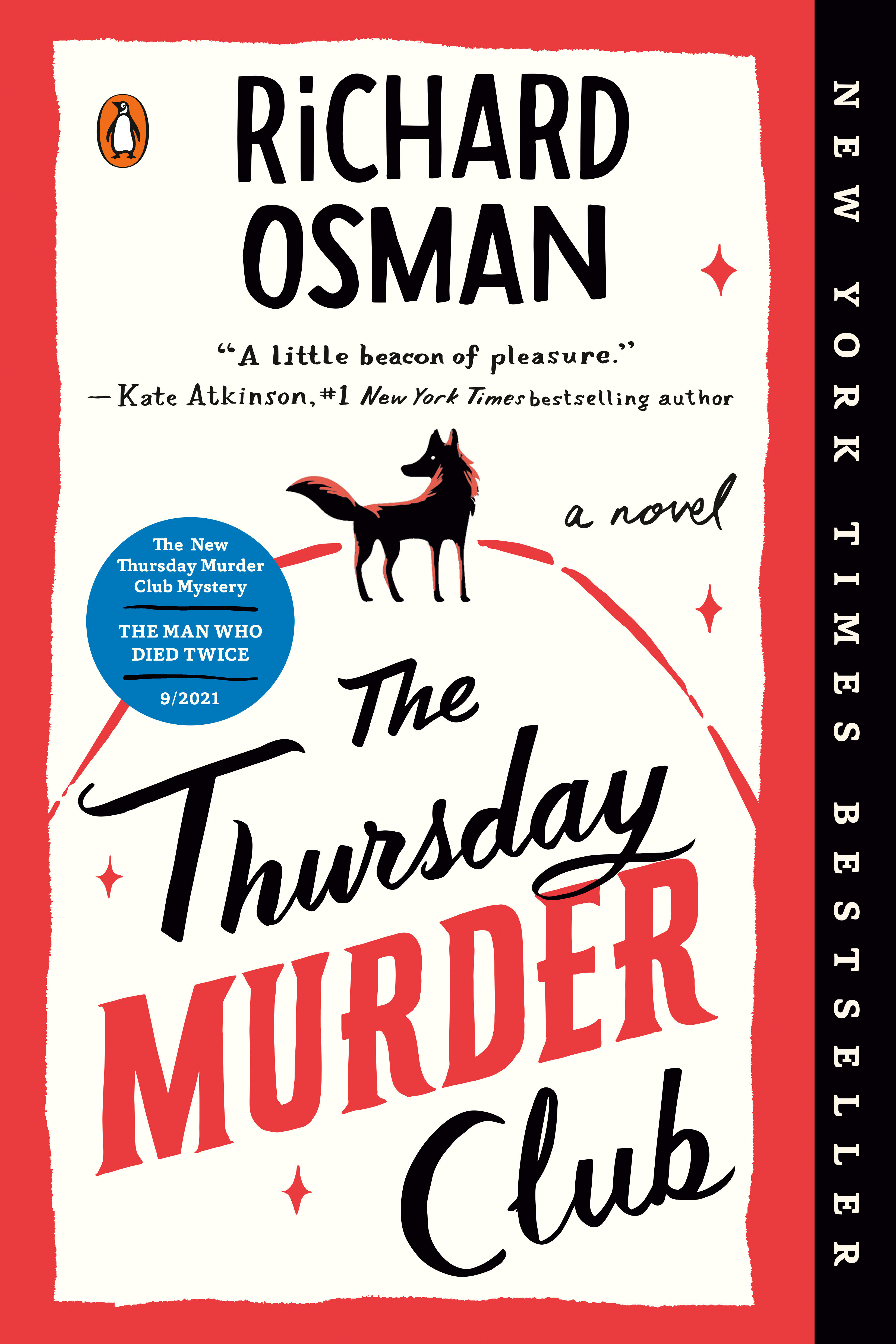 The Thursday Murder Club A Novel