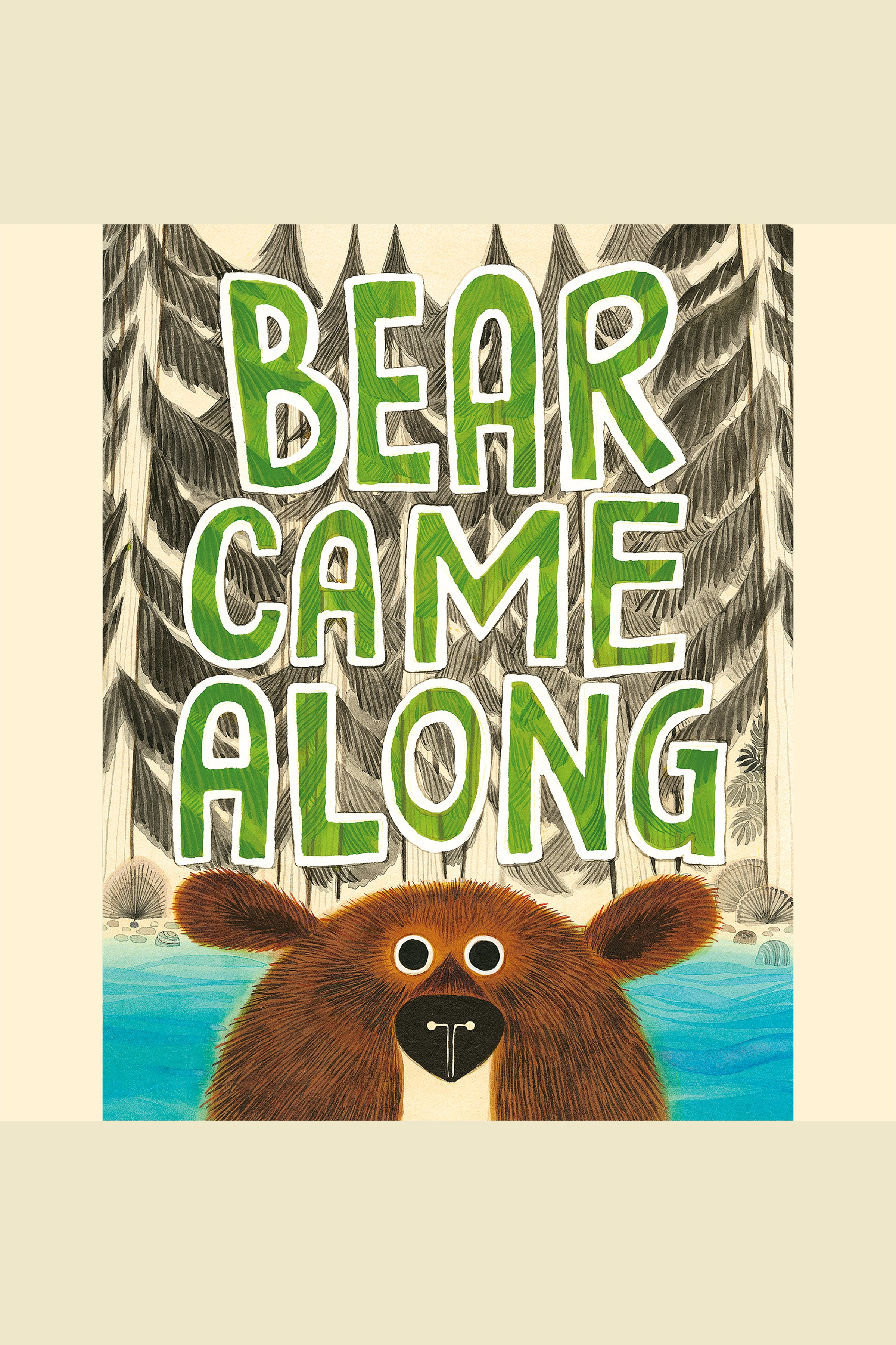 Bear Came Along cover image