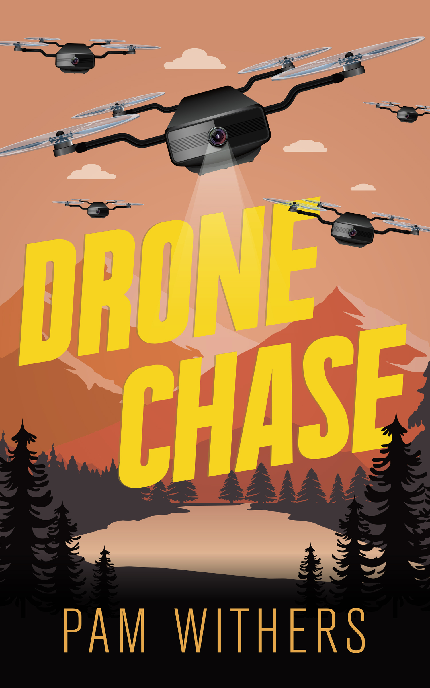 Cover Image of Drone Chase