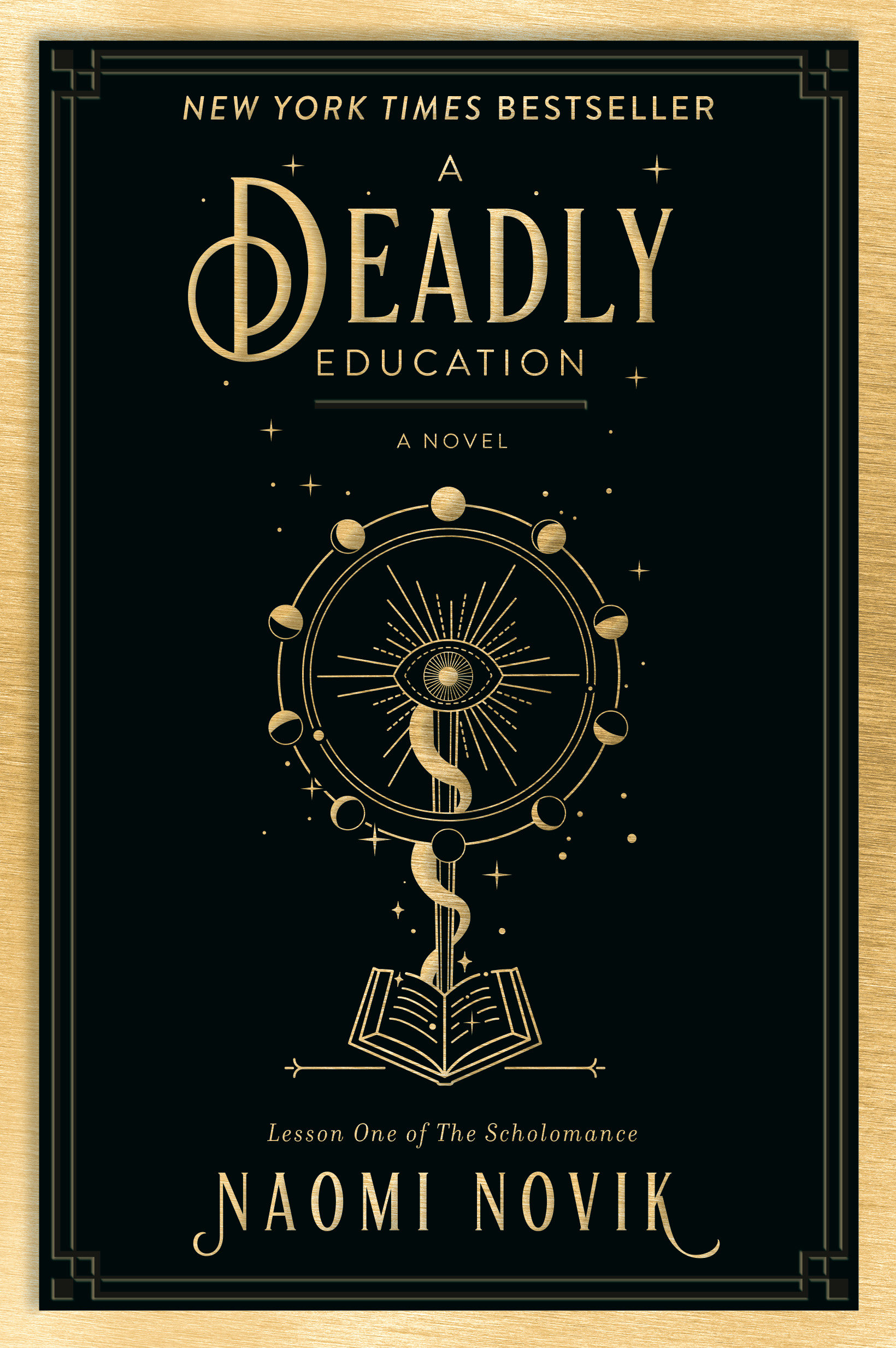 A Deadly Education A Novel