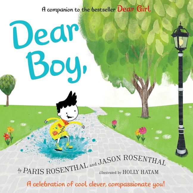 Dear boy cover image
