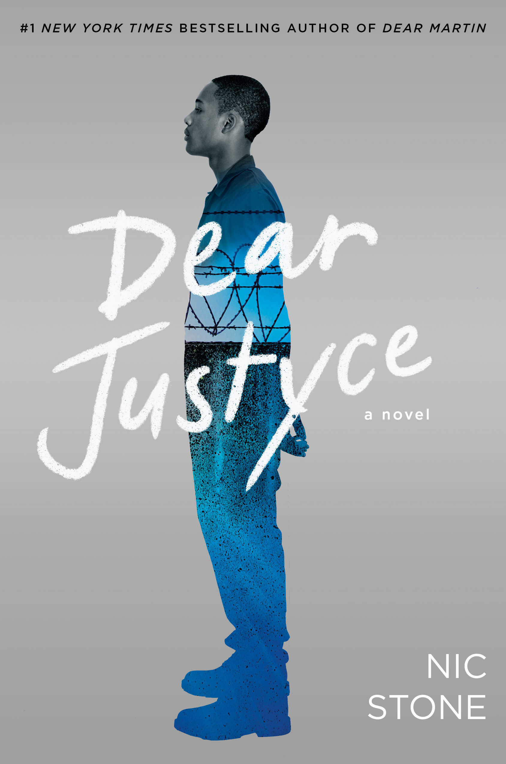 Cover image for Dear Justyce [electronic resource] :