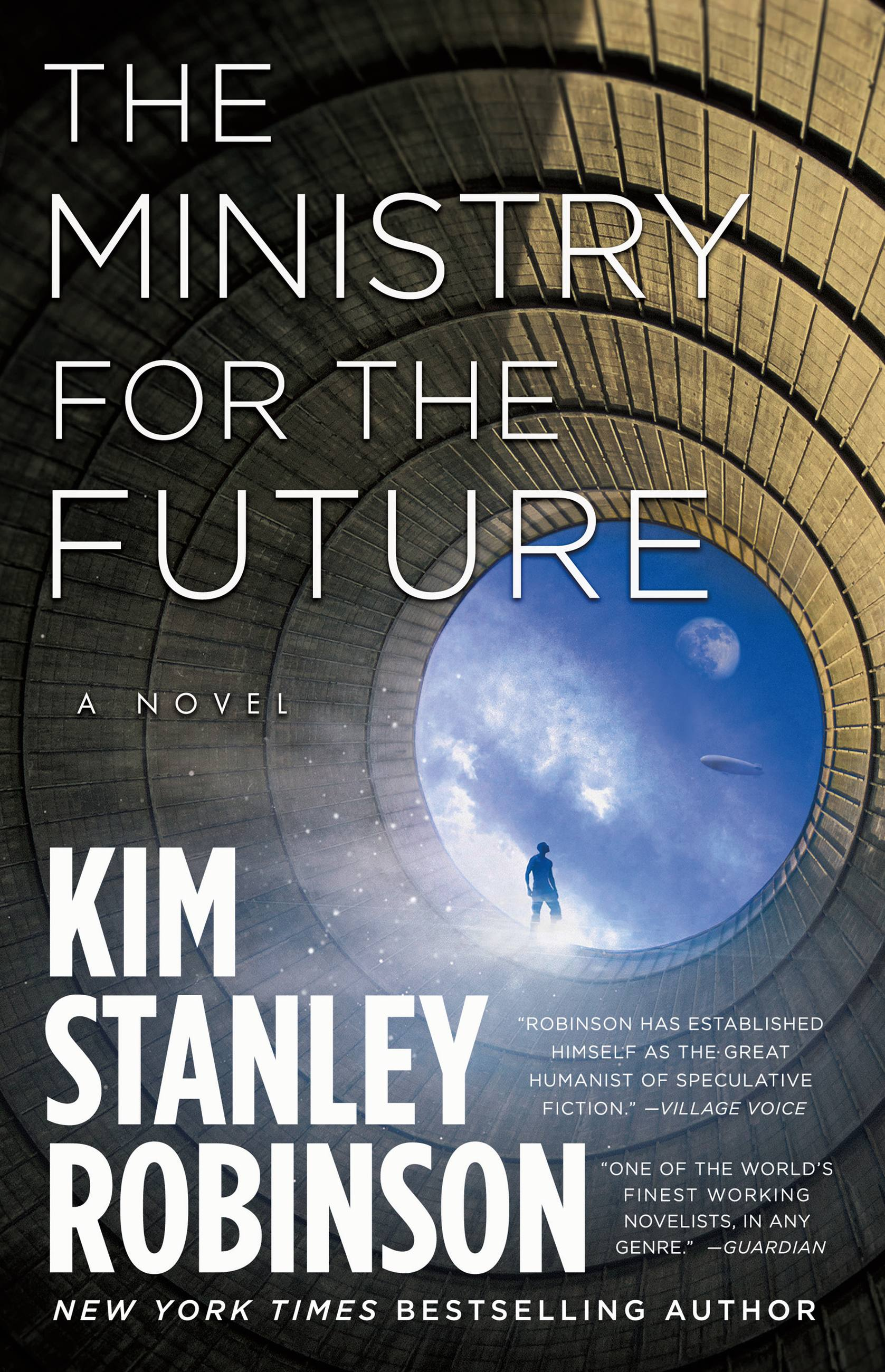 The Ministry for the Future A Novel