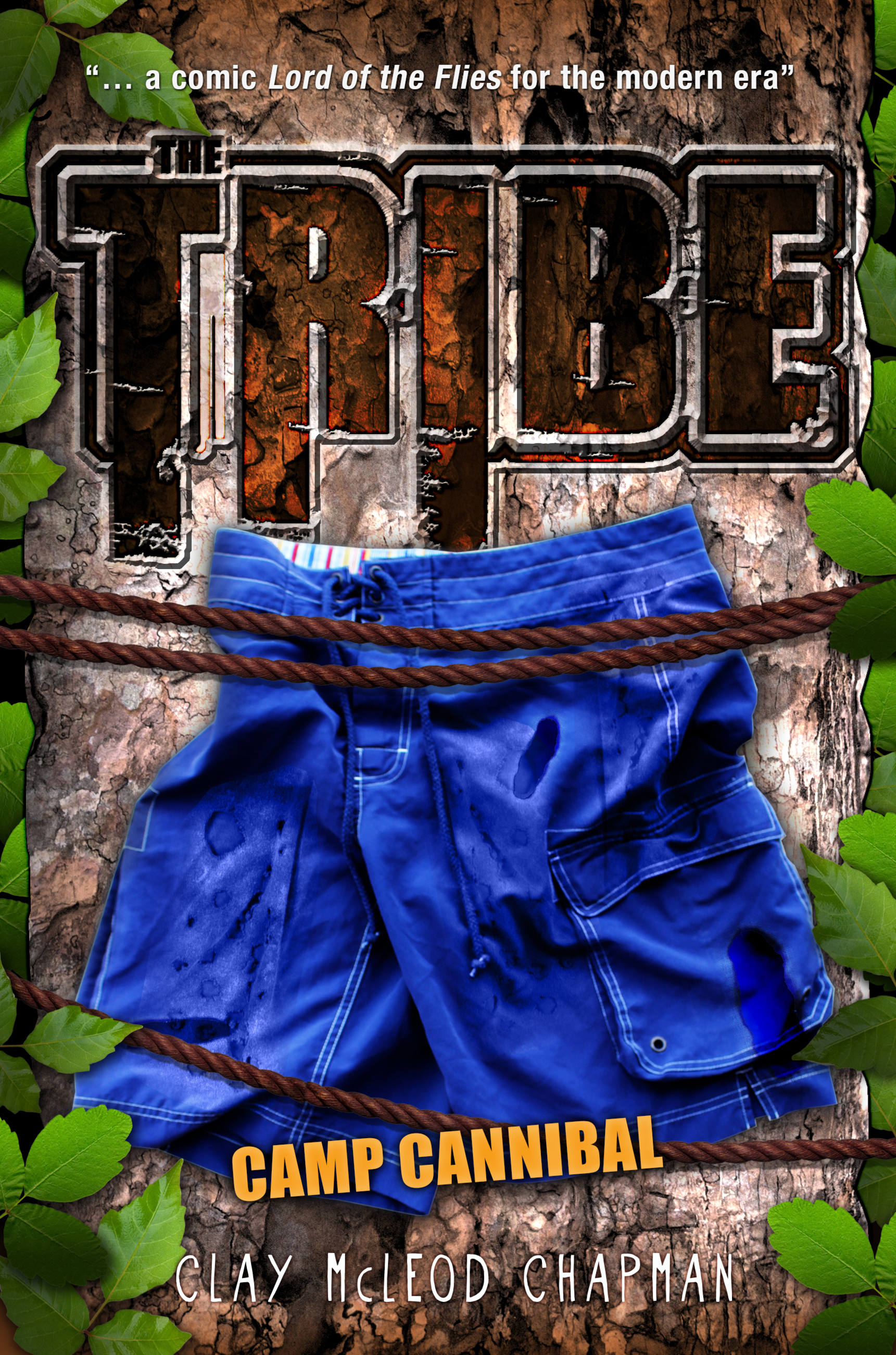 The Tribe: Camp Cannibal