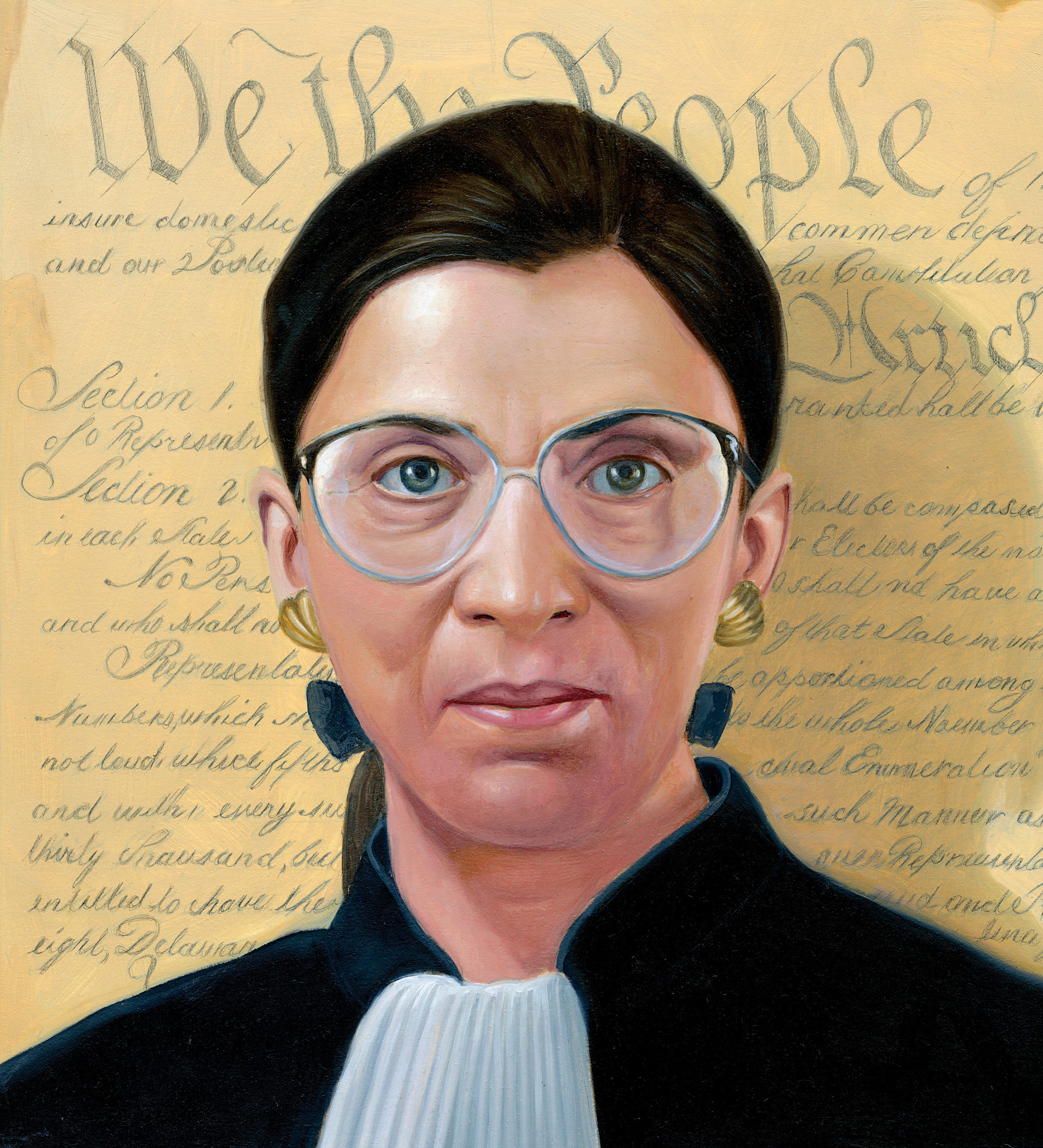 Ruth Objects [electronic resource] : The Life of Ruth Bader Ginsburg
