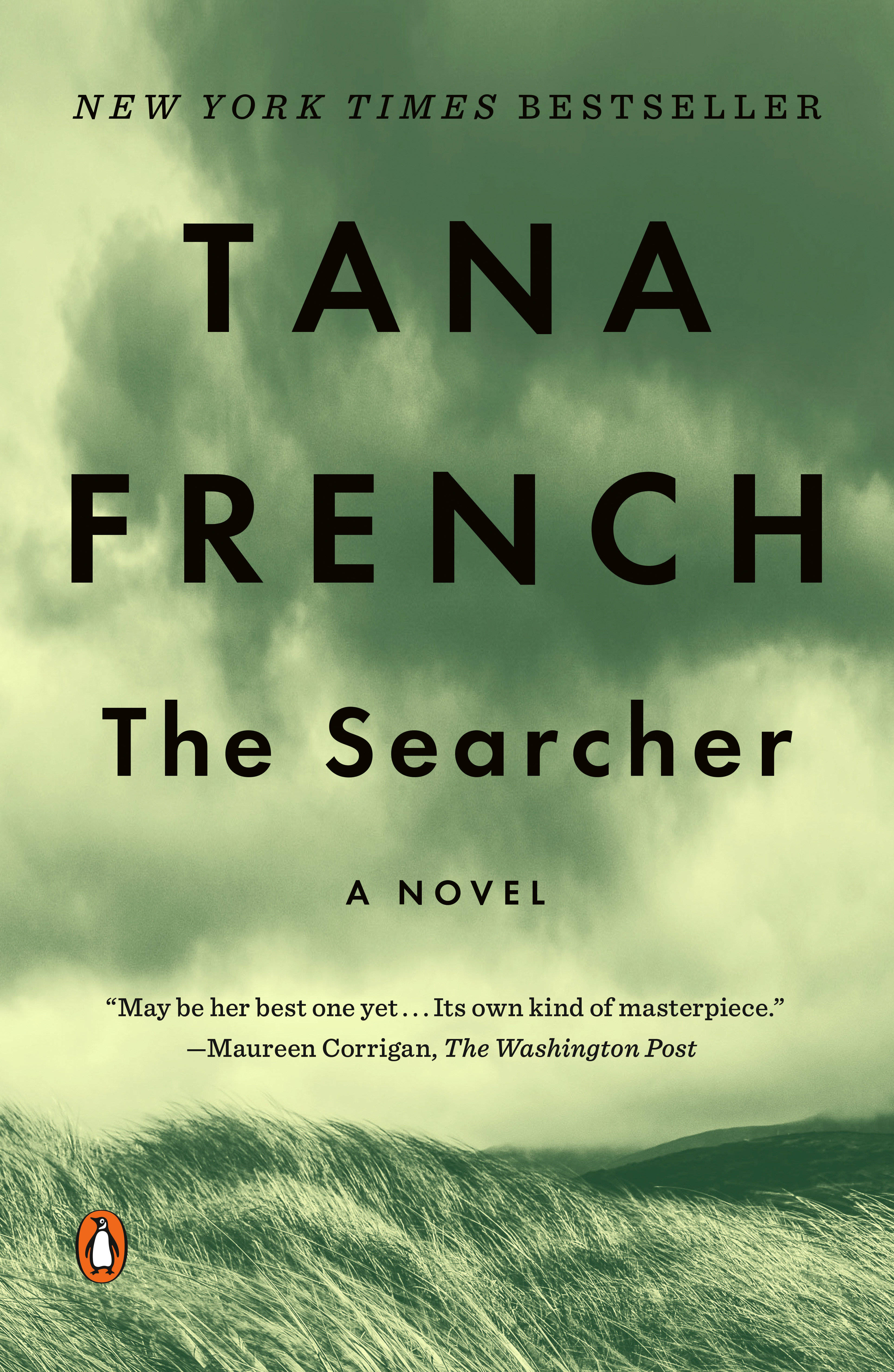 The Searcher A Novel