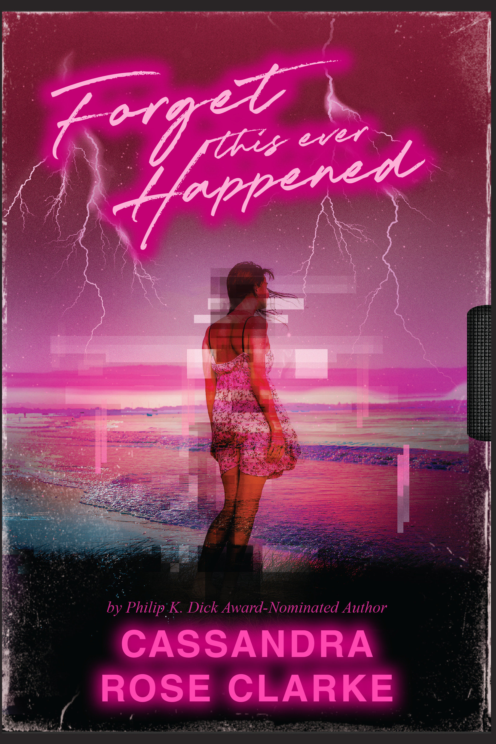 Cover Image of Forget This Ever Happened