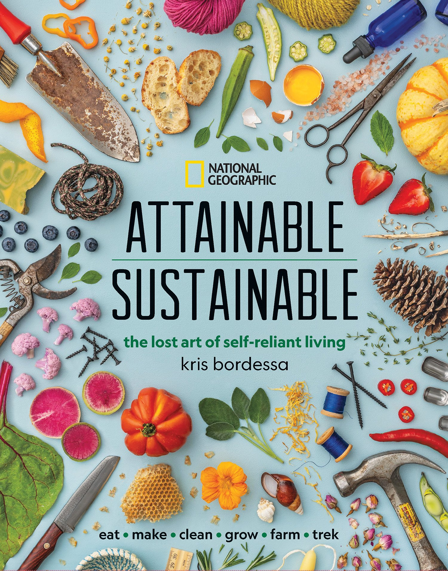 Attainable Sustainable The Lost Art of Self-Reliant Living