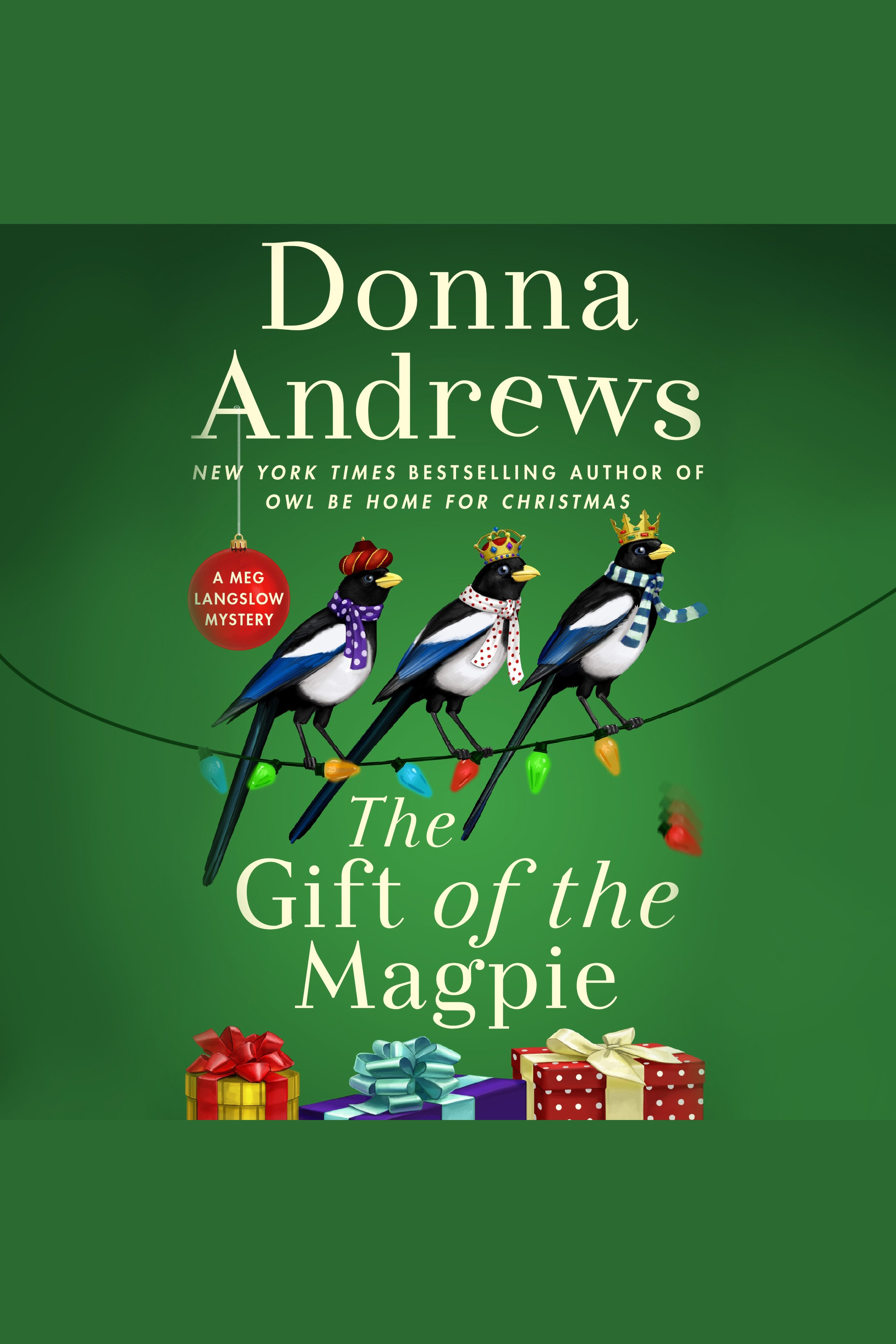 Cover Image of Gift of the Magpie, The