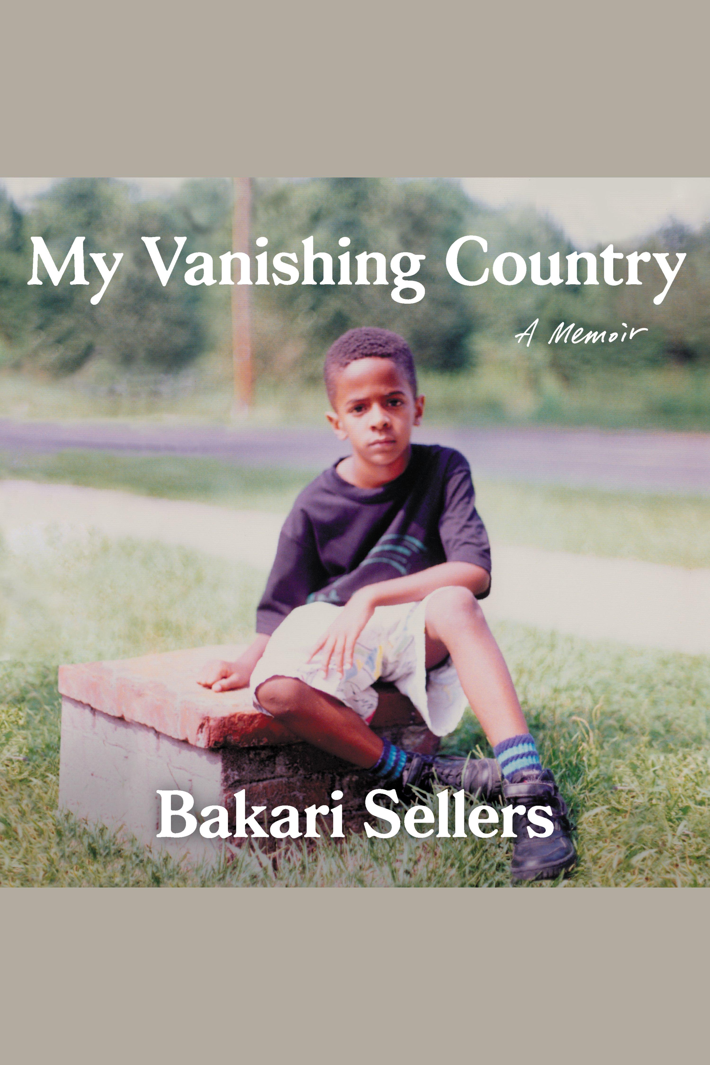 My Vanishing Country A Memoir