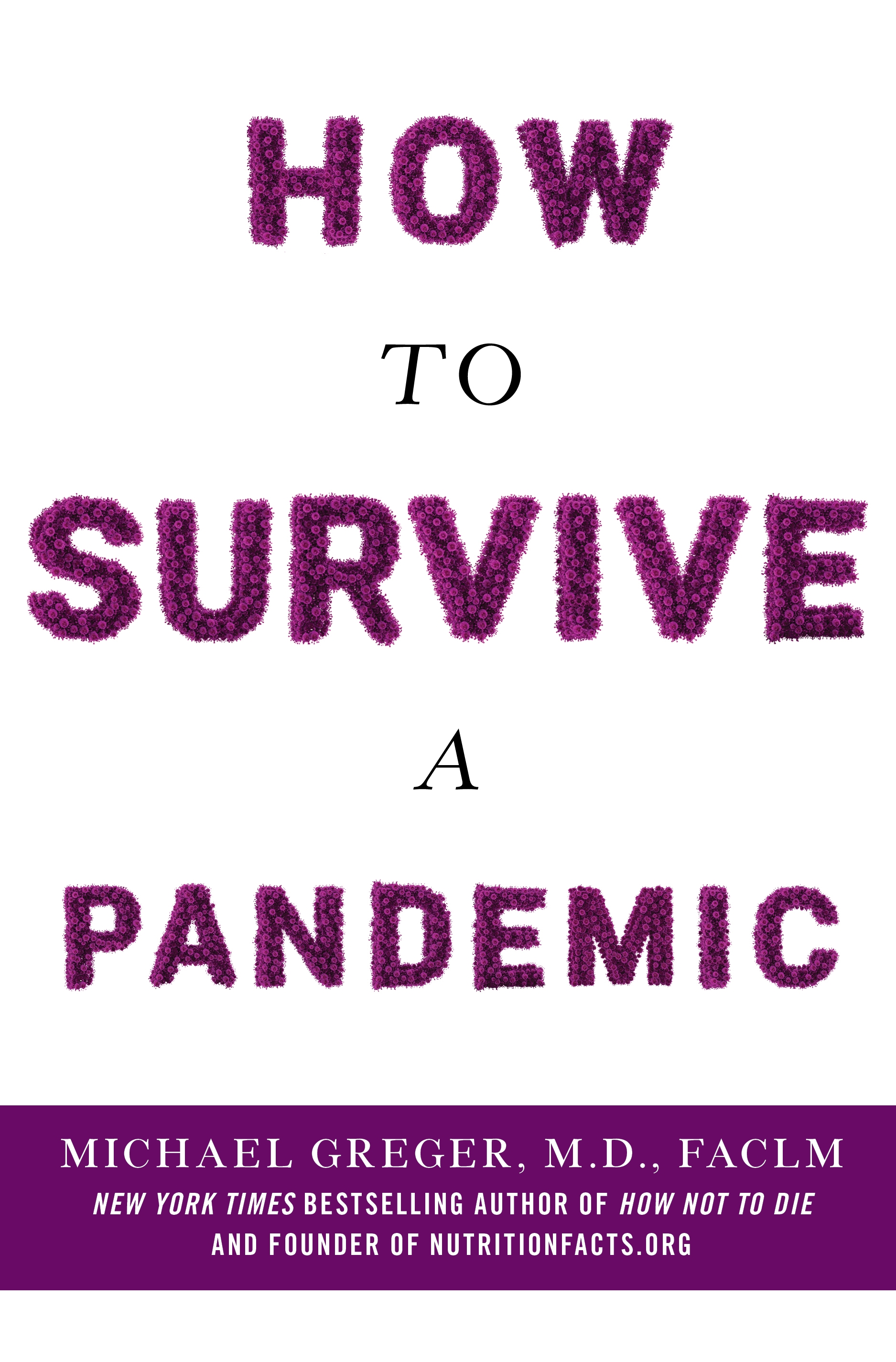 Cover Image of How to Survive a Pandemic