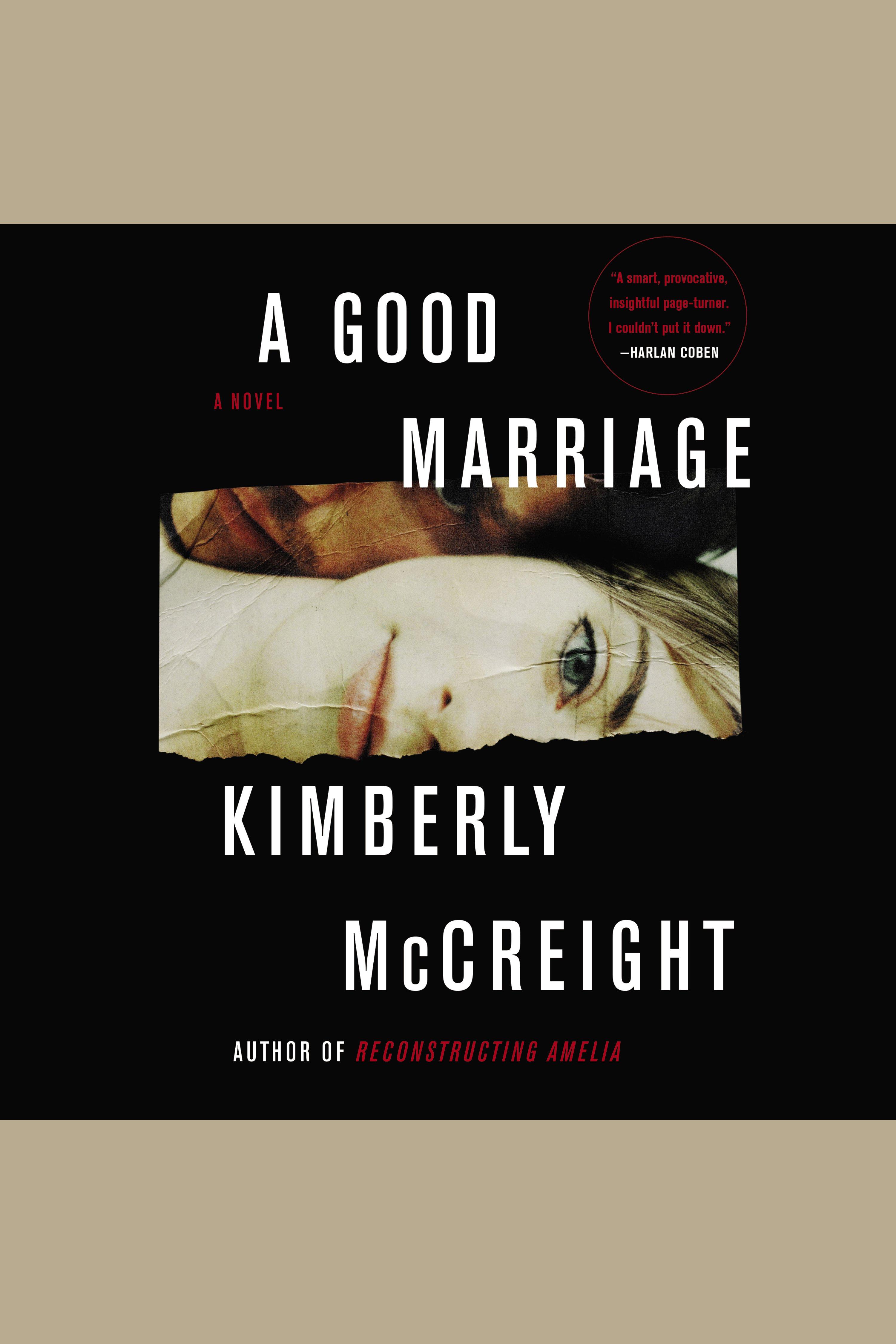 Good Marriage, A A Novel