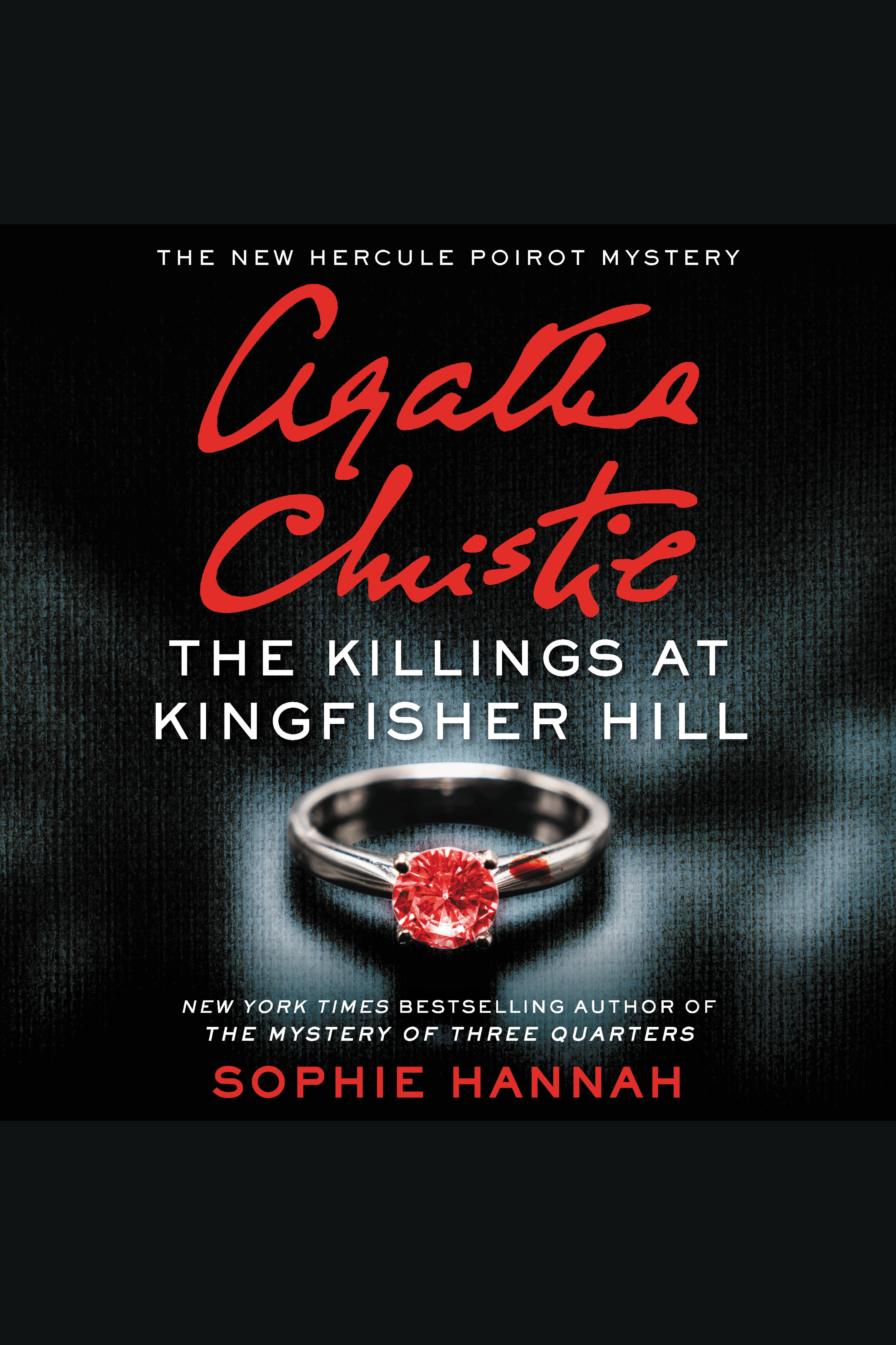 Cover Image of Killings at Kingfisher Hill, The