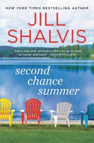 Second Chance Summer — Kalamazoo Public Library